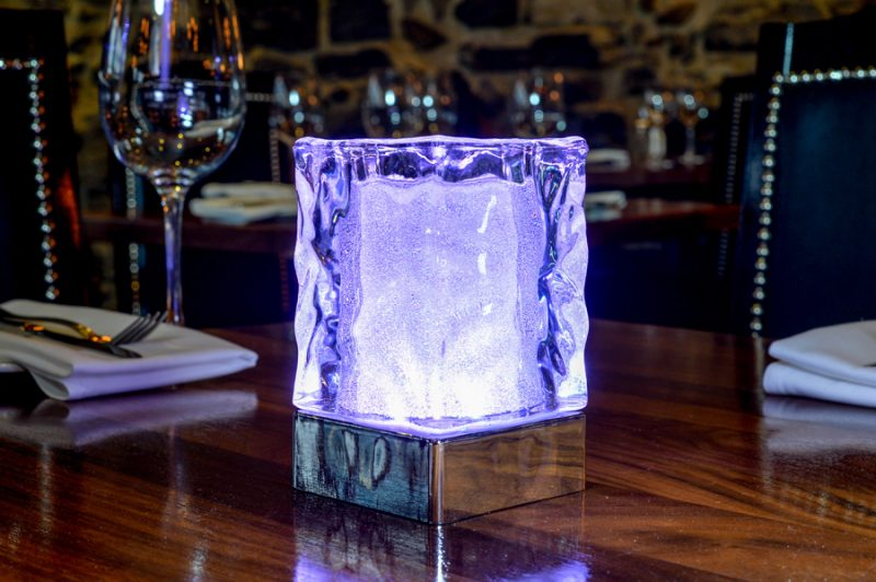 ICE RECHARGEABLE TABLE LAMPS