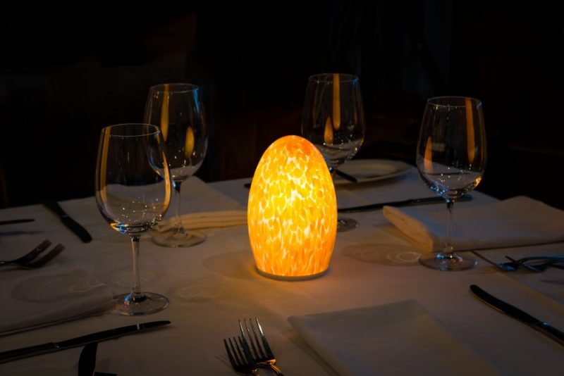 Table lamp, led cordless
