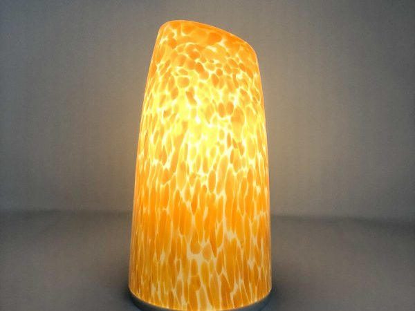 CORDLESS LED TABLE LAMP FLAMELESS