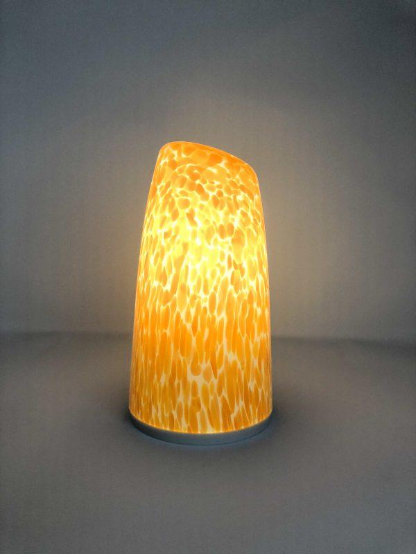 CORDLESS LED TABLE LAMP FLAMELESS