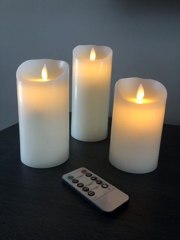 flameless candles, led candles